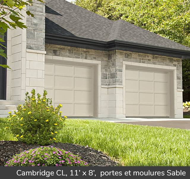 Cambridge CL pour un style contemporain